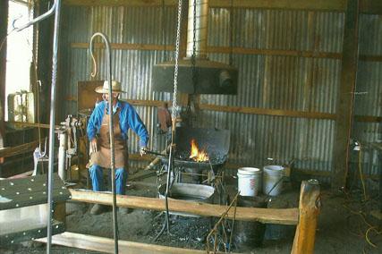 String Bean S Blacksmith Shop Gallery